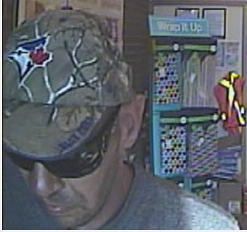 suspect in lcbo robbery