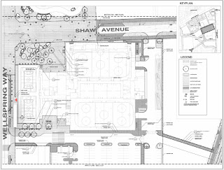 pelham community centre site plan