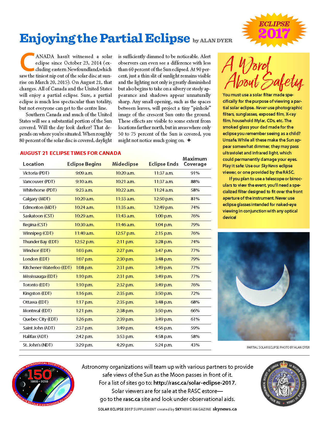 solar eclipse guide page 2