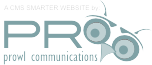 A PRowl Communications website