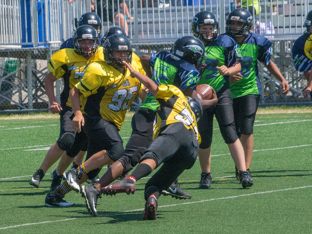 Bantam Niagara Minor Football