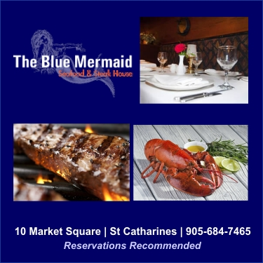 Blue Mermaid Steak and Seafood