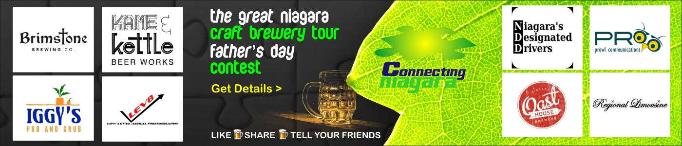 Craft Brewery Tour Father's Day Contest.
