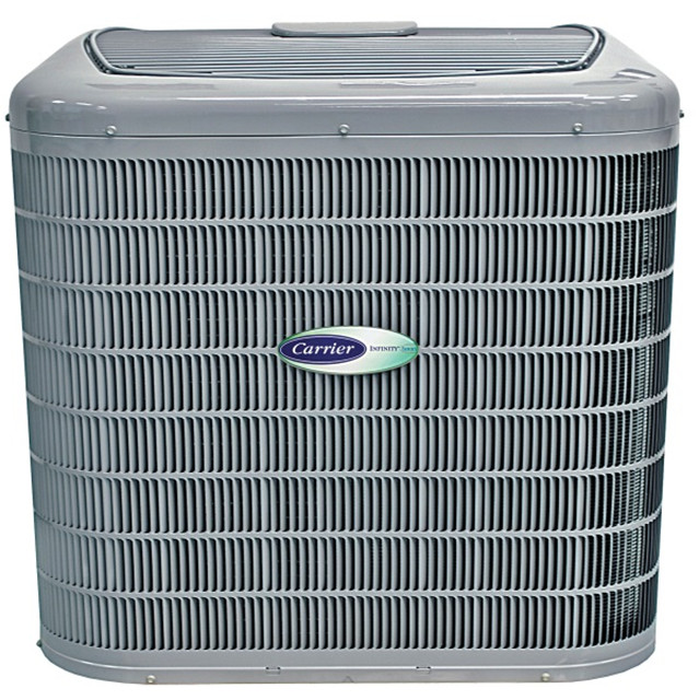 carrier heat pump recall