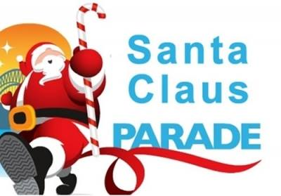Fort-erie-santa-claus-parade