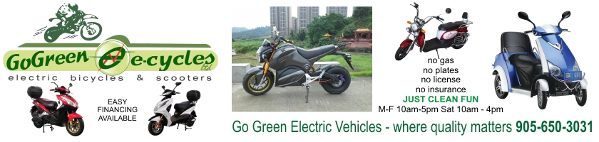 Go Green E-cycles
