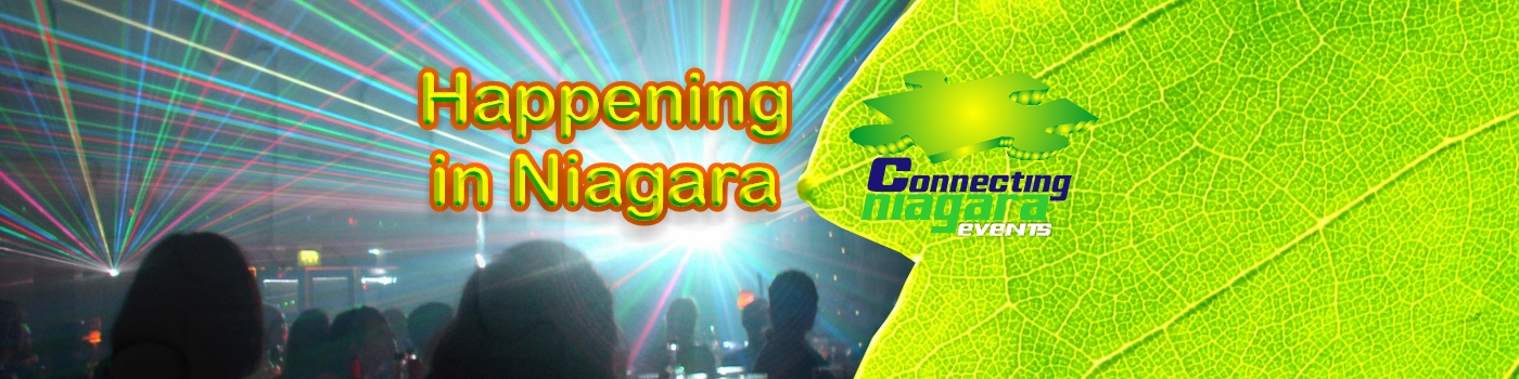 Connecting Niagara banner