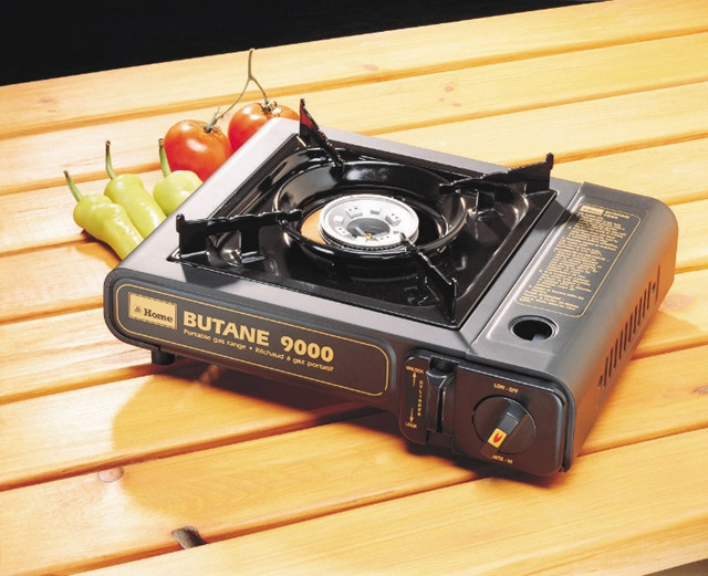 home hardware butane portable gas range