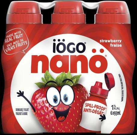 iogo yogurt products