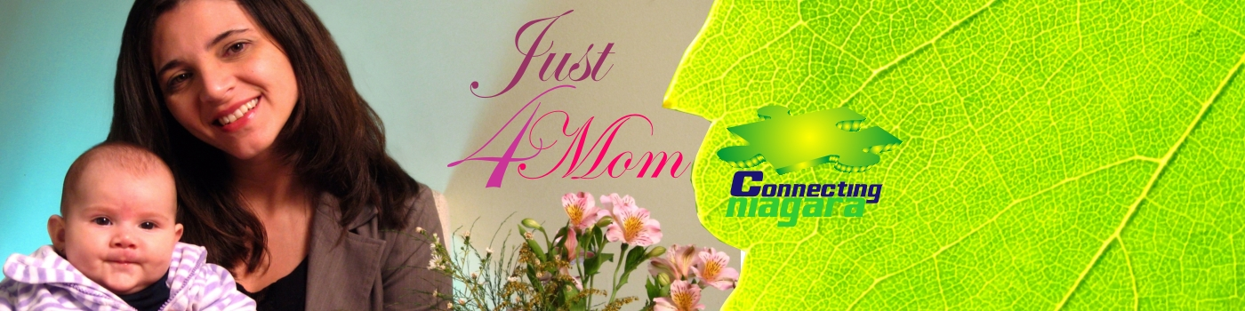 Just for Moms banner home decor trends niagara