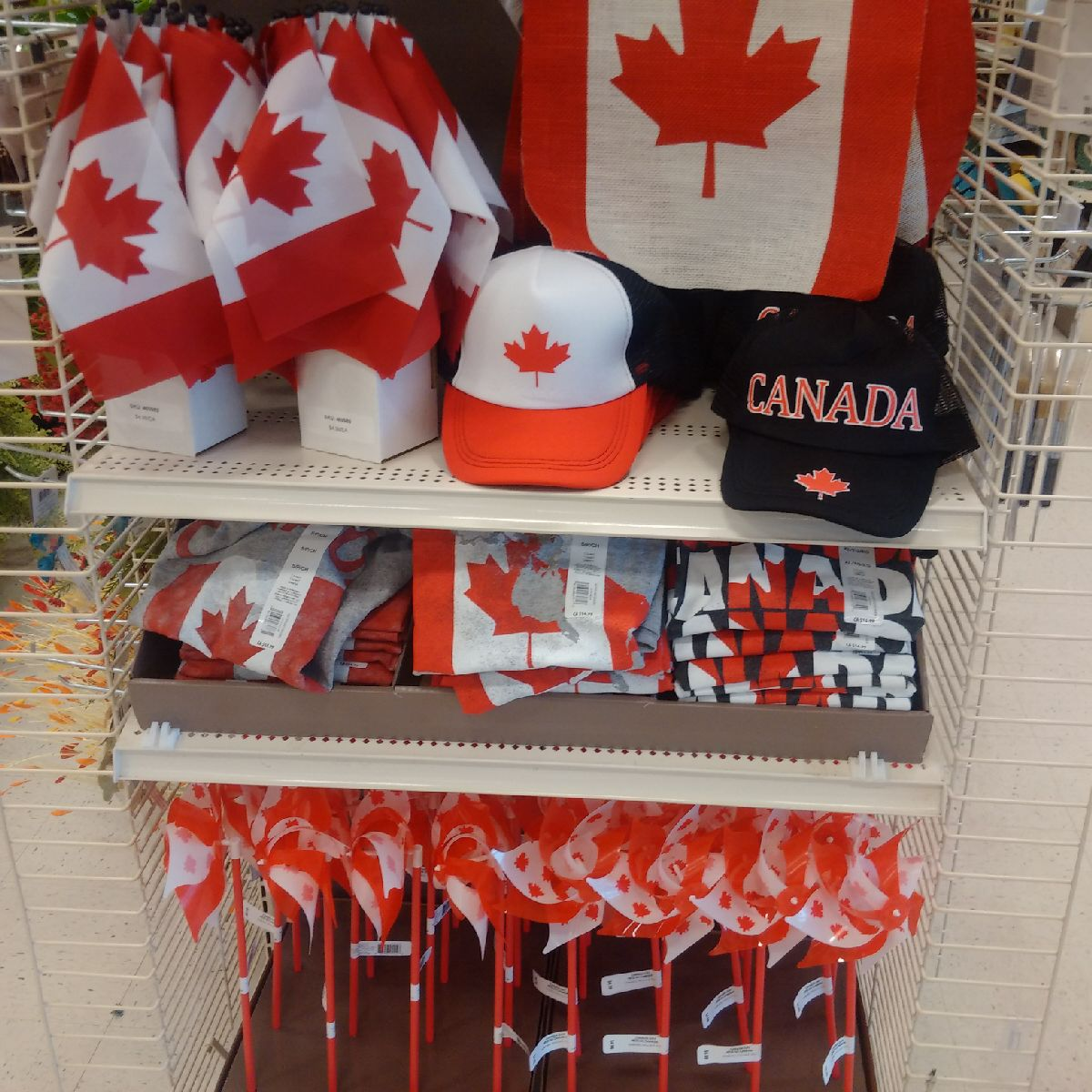 michael's canada 150 items