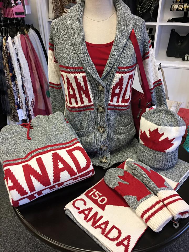 canada sweaters mitts,