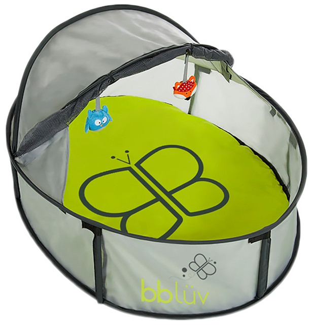 play bed tent recall