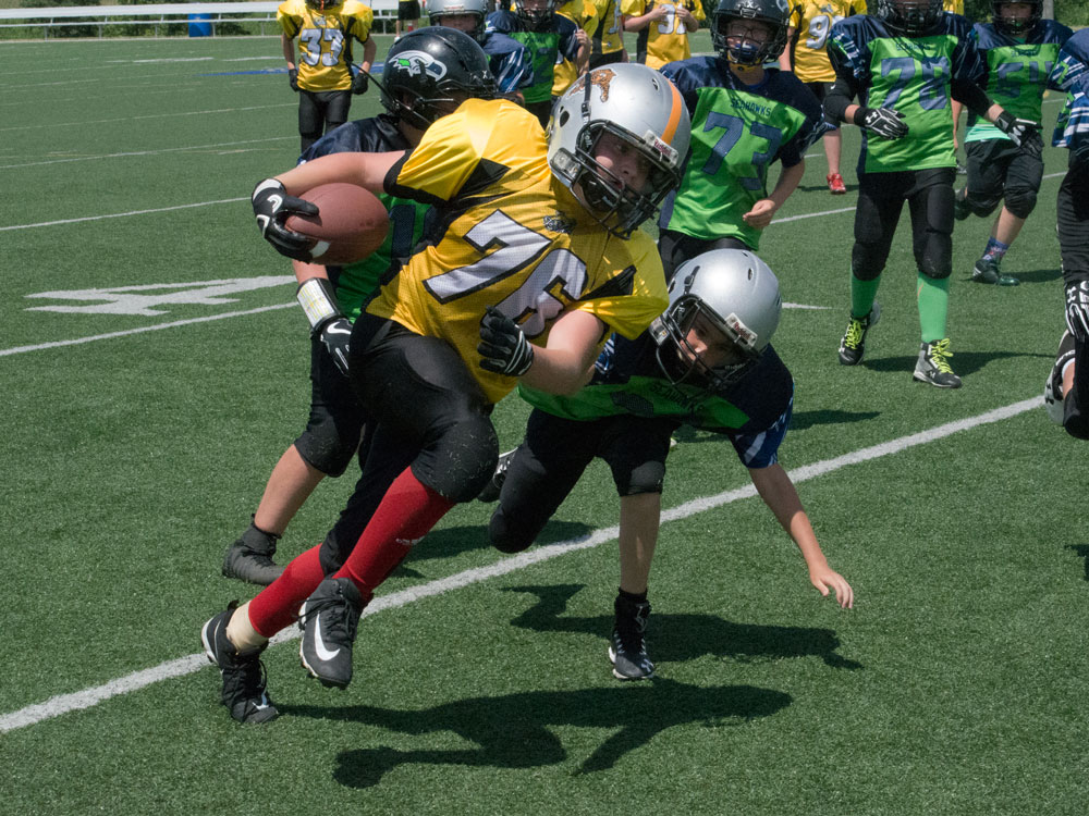 Peewee Niagara Regional Minor Football League