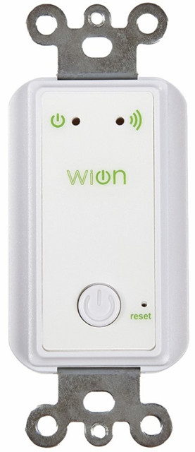 WiOn In-Wall Wi-Fi Switch