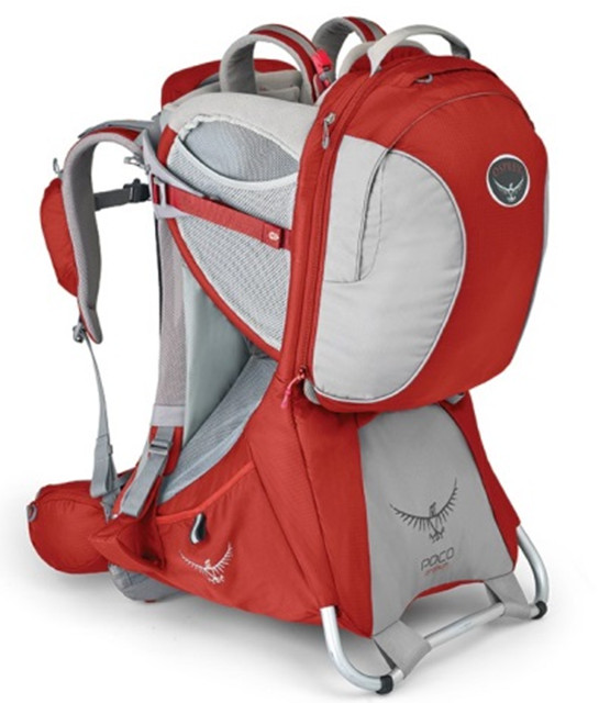 Osprey Romper Red Child Carrier Recall