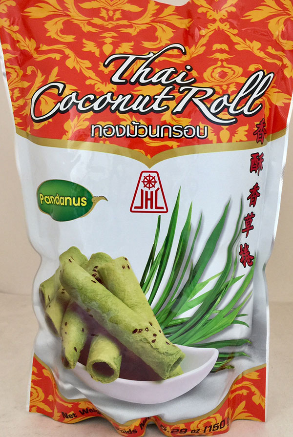 thai coconut roll recall
